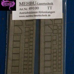 Lasercut H0, 49100 g